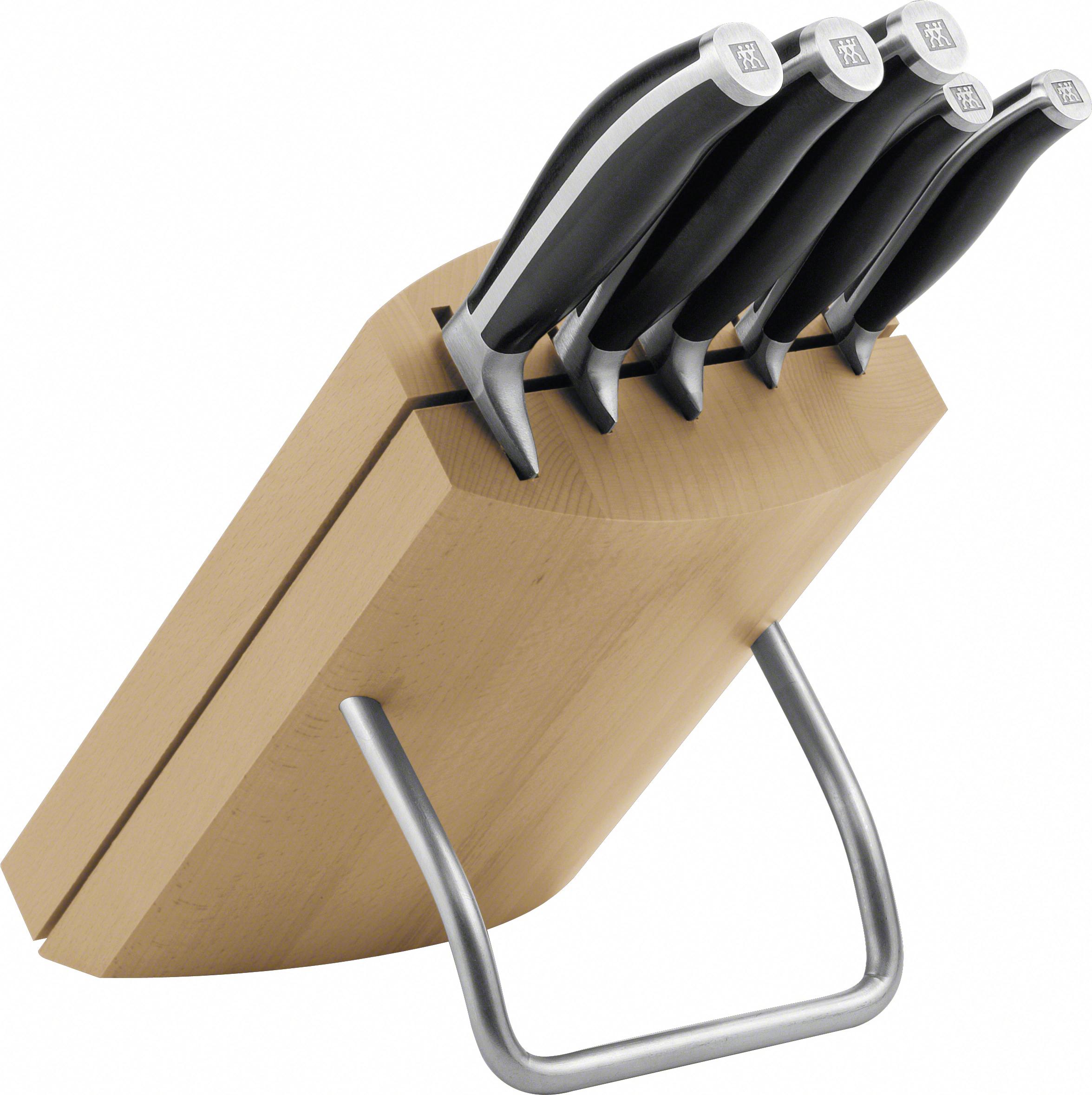zwilling twin cuisine messerblock 6 tlg preisvergleich messerblock g nstig kaufen bei. Black Bedroom Furniture Sets. Home Design Ideas