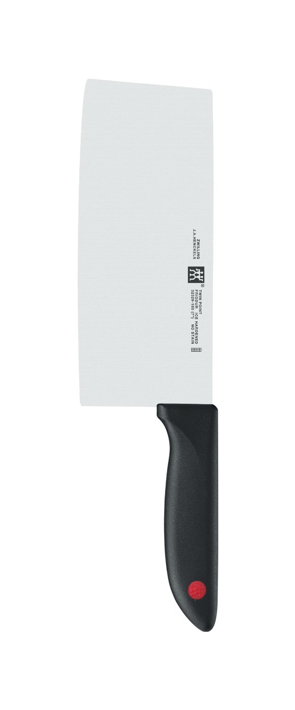 zwilling chinesisches kochmesser twin point 180mm ebay. Black Bedroom Furniture Sets. Home Design Ideas
