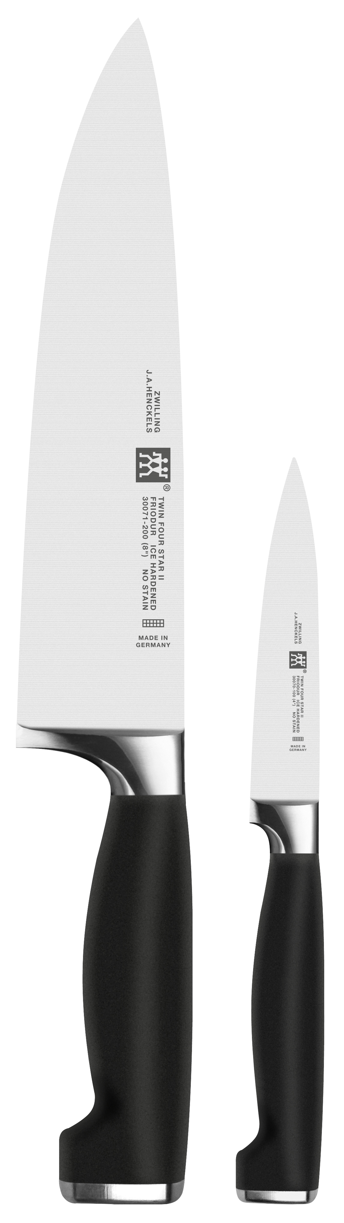 Zwilling: Twin Four Star II Messerset, 2-tlg.