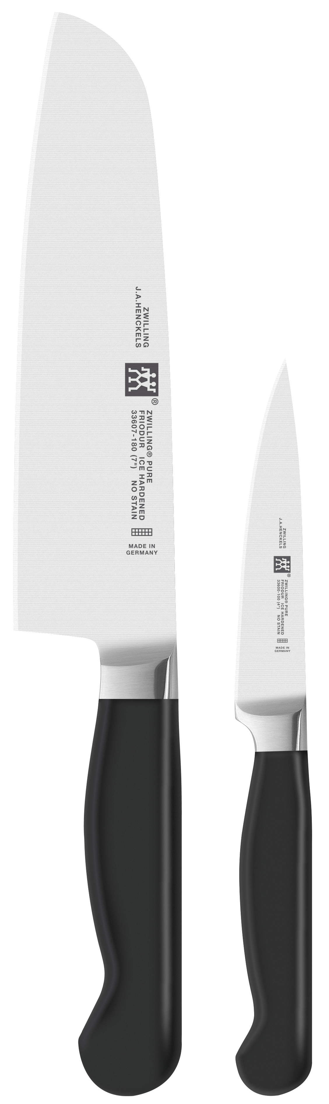 Zwilling: Pure Messerset, 2-tlg.