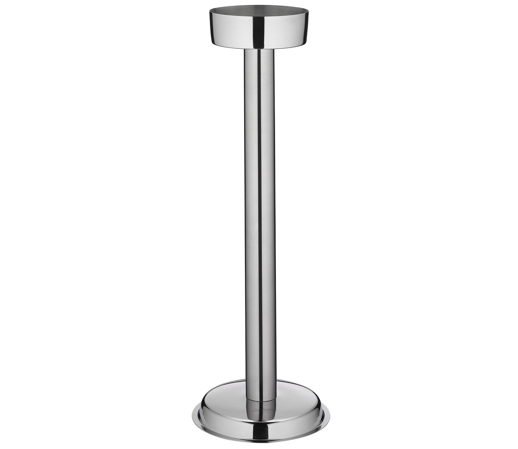 Spring: Table Top Ständer für Weinkühler Inox