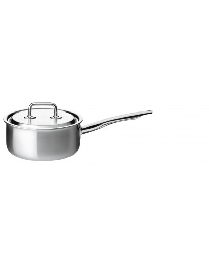 Spring: Brigade Premium Stielkasserolle nieder, Ø16cm
