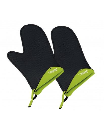 Spring: Grips Handschuhe kurz, hellgrün