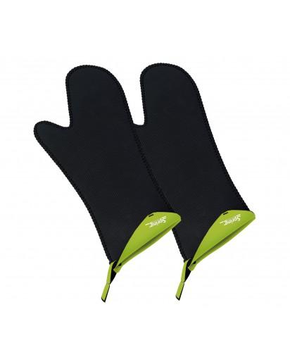 Spring: Grips Handschuhe lang, hellgrün