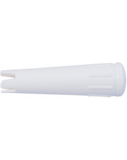 iSi: Garniertülle Stern mit Adapter weiß