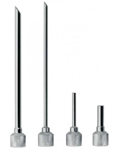 iSi: Nadeltüllen Set  4 Nadeln 4 Hüllen (Gourmet Whip / Thermo Whip)