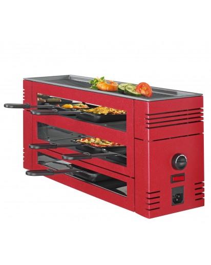 Spring: Pizza Raclette für 6 Personen, Rot