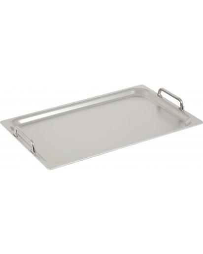 Demeyere: Teppanyaki / Plancha Grillplatte klein, 39x27cm