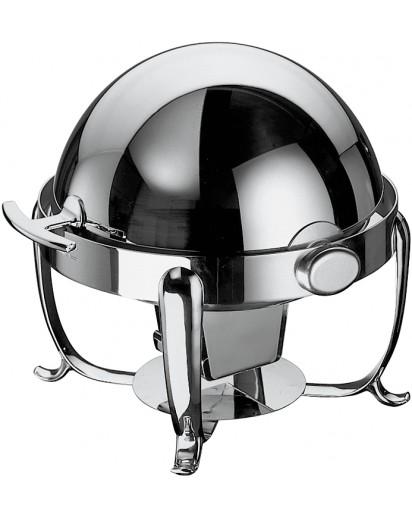 Spring: Rondo Rennaissance Chafing Dish, Ø46cm, verchromt