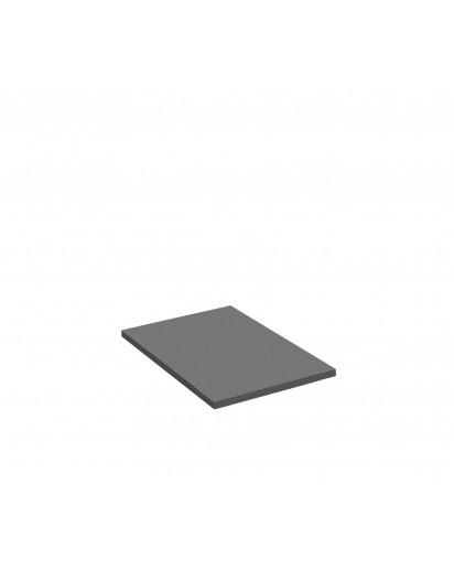 Spring: Table Concept Kompaktplatte anthrazit mittleres Modul 1/3