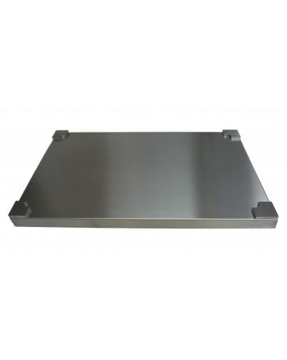 Selexions: Top Board Edelstahl Trägerbrett, 53x32,5x4,4cm GN1/1