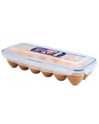 Lock & Lock: Eierbox für 12 Eier (HPL954)