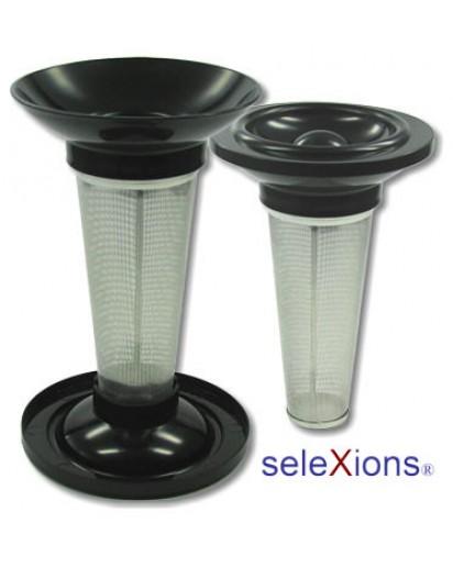 Selexions: Edelstahl Teekannenfilter