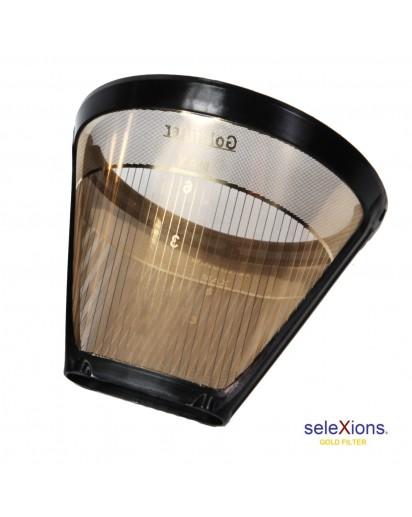 Selexions: Kaffeefilter Gold (Filter Nr. 2)