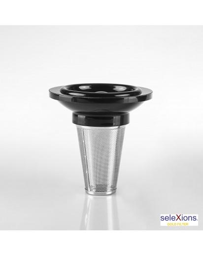 Selexions: STF200 Edelstahl Teetassenfilter