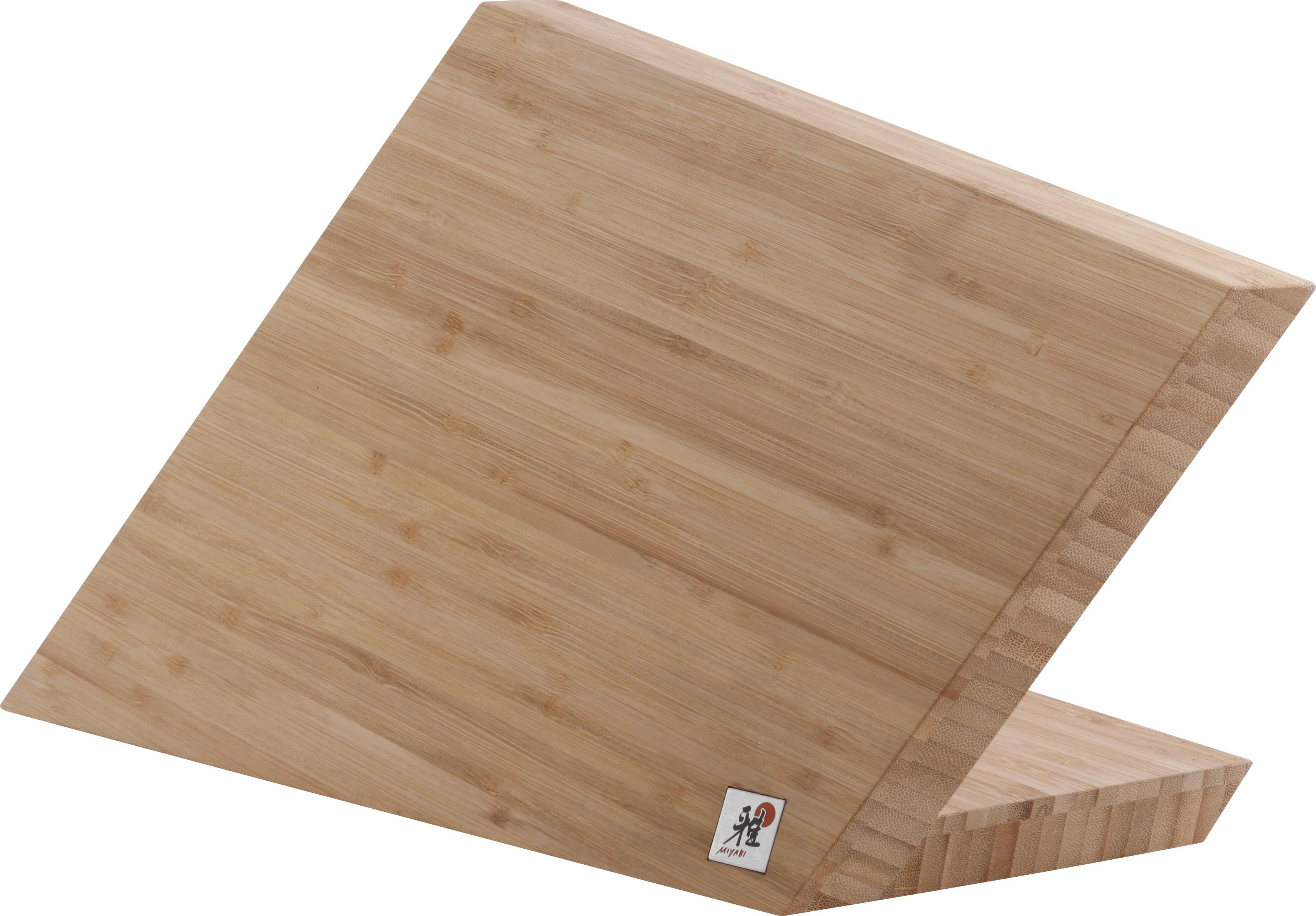 online shop miyabi magnet messerblock bambus kaufen. Black Bedroom Furniture Sets. Home Design Ideas