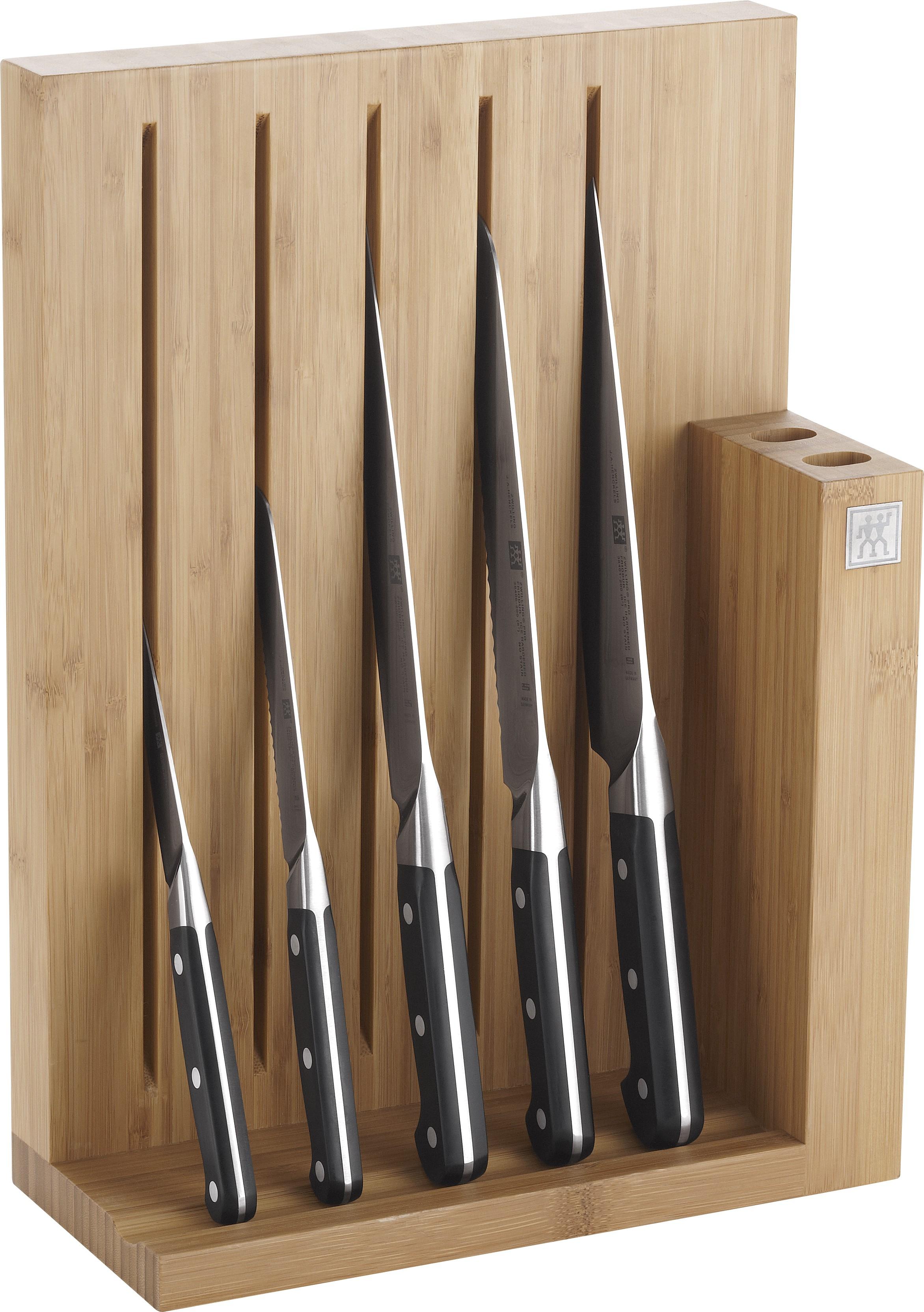 online shop pro messerblock bambus 6. Black Bedroom Furniture Sets. Home Design Ideas