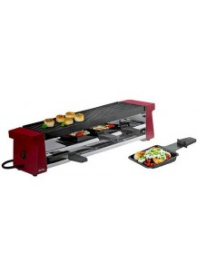 Spring: Raclette 4 Compact mit Alugrillplatte