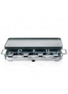 Spring: Raclette8 mit Alugrillplatte EU