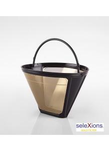 Selexions: GF2 Gold Kaffee-Dauerfilter (Filter Nr. 2)