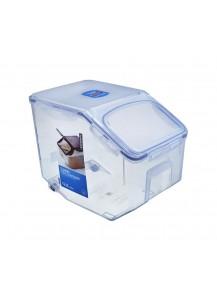 LocknLock: Klappbox Caddy Jumbo mit Rollen 12 Liter (HPL510)