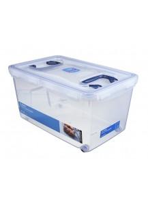 LocknLock: Aufbewahrungsbox 21 Liter, 2 Griffe (HPL896)