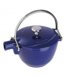 Staub: Teekanne aus Gusseisen, 1,15L