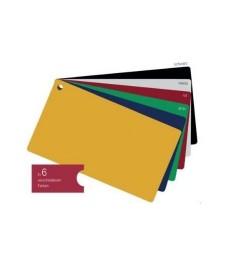 Selexions: Top Board Schneideinlagen 3-tlg Set, 1-farbig, 53x32,5cm