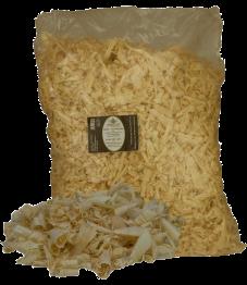 Zirben-Räucherspäne für Smoker 1kg