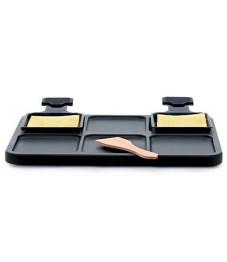 Kisag: Powerfire Raclette-Platte