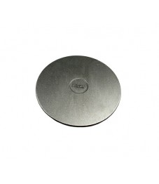 Kisag: Hitzeverteilplatte Aluminium