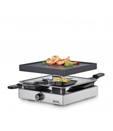 Spring: Raclette4 Classic mit Alu Grillplatte