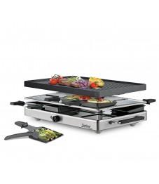 Spring: Raclette8 Classic mit Alu Grillplatte
