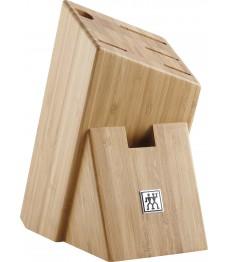 Zwilling: Messerblock Bambus