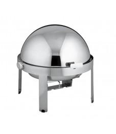 Spring: Rondo Advantage Chafing Dish rund mit Rolltop 30 cm