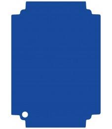 Selexions: Top Board Schneideinlagen randlos für Edestahl Schneidebrett 53x32,5cm