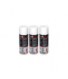 Kisag: Kigas Universalgas 3x Nachfüllflaschen (inkl. Adapter)