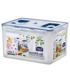 Lock & Lock: Aufbewahrungsbox 16 Liter, 2 Griffe (HPL890)
