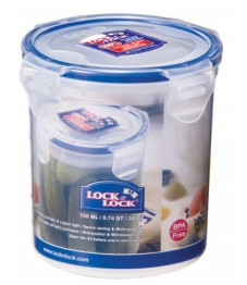 Lock & Lock: Dose rund 700 ml (HPL932D)