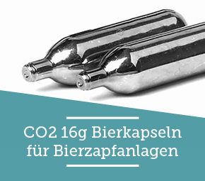 CO2 16g Bierkapseln